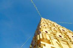Bodh Gaya en Sangkhlaburi Imagenes de archivo