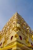 Bodh Gaya in Sangkhlaburi Lizenzfreie Stockfotos
