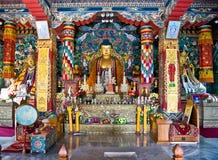 bodhgaya Βούδας Ινδία Στοκ Εικόνες