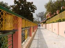 Bodhgaya η ειρήνη της περισυλλογής στοκ εικόνα