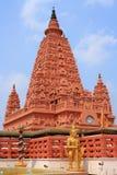 bodhgaya Arkivfoto