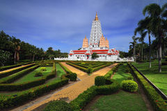 Bodhgaya pagoda w Tajlandia obraz royalty free