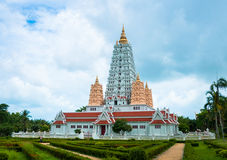 Bodhgaya Stupa Stock Photo