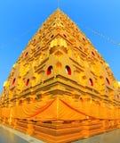 Bodhgaya stupa Stock Images