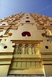 Bodhgaya Stupa Stock Photo
