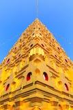 Bodhgaya stupa Stock Photography
