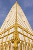 Bodhgaya-style stupa in Thailand Stock Images