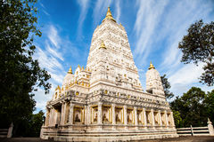 Bodhgaya in Thailand Stock Image