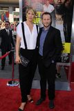 Jenna Elfman. Bodhi Elfman  at the 'Horrible Bosses' Los Angeles Premiere, Chinese Theater, Hollywood, CA. 06-30-11 Stock Photography