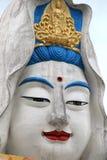 Bodhisattva av Kek Lok Si royaltyfri foto