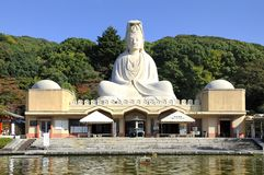 Bodhisattva Avalokitesvara Royalty-vrije Stock Afbeelding