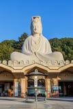 Bodhisattva Avalokitesvara (Kannon) chez Ryozen Kannon à Kyoto photo libre de droits