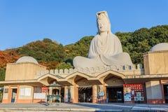 Bodhisattva Avalokitesvara (Kannon) at Ryozen Kannon in Kyoto Royalty Free Stock Photo