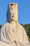 Bodhisattva Avalokitesvara (Kannon) at Ryozen Kannon in Kyoto Stock Image