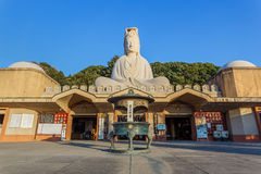 Bodhisattva Avalokitesvara (Kannon) at Ryozen Kannon in Kyoto Stock Images