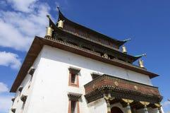 Bodhisattva Chenrezig Temple Royalty Free Stock Image