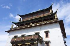 Bodhisattva Chenrezig Temple Royalty Free Stock Photography