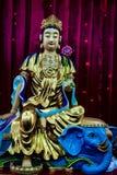 Bodhisattva de Samantabhadra Fotos de archivo