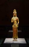 Bodhisattva diritta della scrofa giovane Immagine Stock