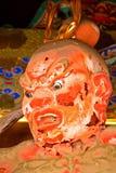 Bodhisattva do NIO, Nikko, Japão imagem de stock