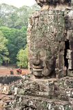 Bodhisattva face Royalty Free Stock Photography