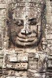 Bodhisattva face Stock Photo
