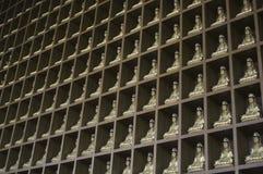 Bodhisattva figures Royalty Free Stock Image