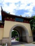 Bodhisattva gate Stock Photos