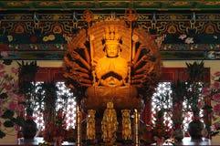 bodhisattva guan wizerunku yin Fotografia Stock