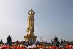Bodhisattva Guanyin Στοκ φωτογραφία με δικαίωμα ελεύθερης χρήσης