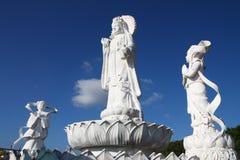 Bodhisattva Kuan Im statua Zdjęcie Stock
