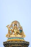 Bodhisattva Manjusri Statue Stock Image