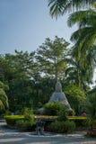 Bodhisattva meridional de Guanyin del centro turístico de la selva tropical de Hainan Xinglong Imagen de archivo