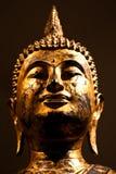 Bodhisattva que se sienta - detalle Imágenes de archivo libres de regalías