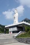 Bodhisattva statue Royalty Free Stock Photography