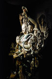 bodhisattvahand tusen Royaltyfria Bilder
