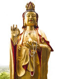 Bodhisattvastatue Lizenzfreies Stockfoto