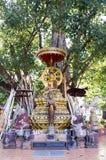 BodhiTree przy Watem Chet Yot Obraz Royalty Free