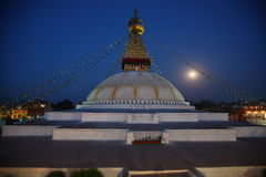 Bodhnath Photo stock