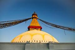 Bodhnath Stupa Imagem de Stock Royalty Free
