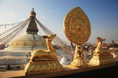 Free Bodhnath Stupa Stock Images - 8806994