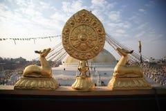 Free Bodhnath Stupa Stock Images - 8807004