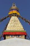 Bodhnath stupa in Kathmandu Stock Images
