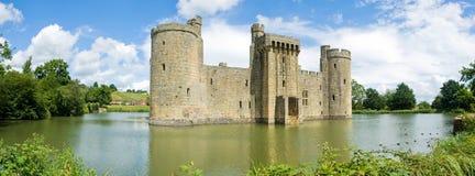 Bodiam castle Stock Images