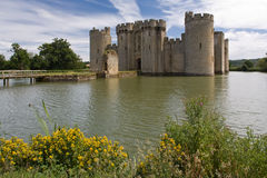 Bodiam Castle Stock Images