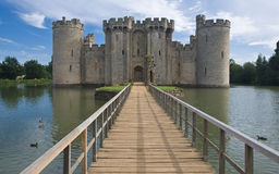 Bodiam Castle Royalty Free Stock Image
