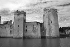 Bodiam Castle, England Royalty Free Stock Photos