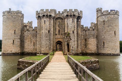 Bodiam Castle England Royalty Free Stock Images