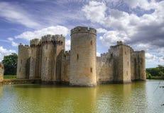 Bodiam castle Royalty Free Stock Photo