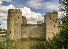 Bodiam castle Stock Photos